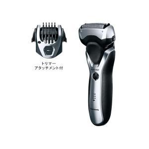 【商品名】 Panasonic(パナソニック) メンズシェーバー 3枚刃 (シルバー調) ES-RT...