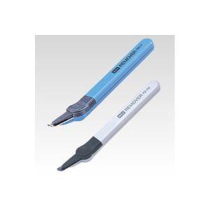 (業務用セット) マックス リムーバ 除針器 RZ-FV ブルー 1個入 〔×10セット〕