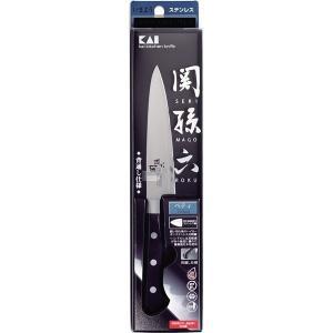 【商品名】 貝印 関孫六 ペティナイフ 120mm AB5436(包丁) 【ジャンル・特徴】 調理用...