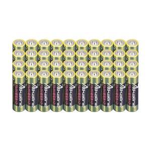 【商品名】 (まとめ)メモレックス・テレックス アルカリ乾電池単3形 LR6/1.5V40S 1セッ...