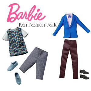Barbie(バービー)ケン ファッション パック 2セット Ken Fashion Pack/服 ...