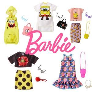 Barbie(バービー)ファッション パック スポンジボブ spongebob Fashion Pa...