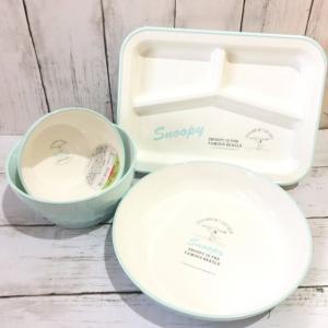 世界で愛されているスヌーピー  合成漆器製で軽くて割れにくい。 電子レンジ&食洗器対応の使いやすい食...