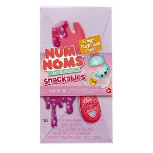 num noms ナムノムズ スナック スライム キット Snackables Slime Kits...