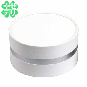 丸型ギフトボックス(ホワイト)直径16.5×高さ8.5cm(内径直径16cm)【プレゼント用丸箱 ラ...