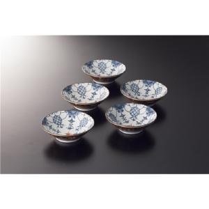 九谷焼 4.5号小鉢揃 木米 shibokusansou