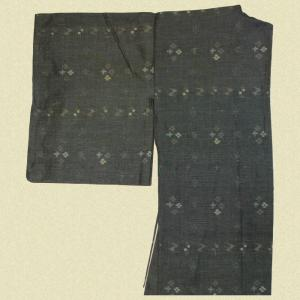 琉球絣の着物(リサイクル品)|shibokusansou