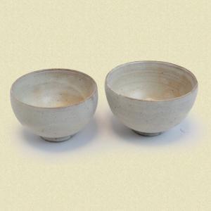 粉引き 茶碗セット shibokusansou