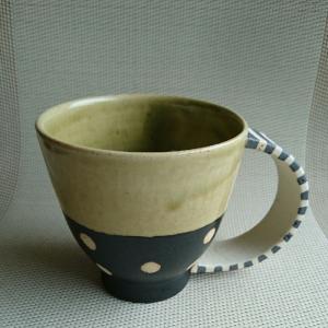 笠間焼 マグカップ shibokusansou