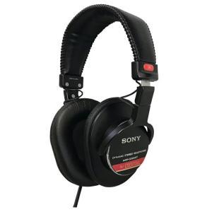 SONY MDR-CD900ST ヘッドフォン