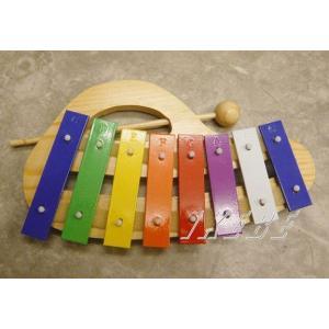 Kikutani BLC-8C[カラー鉄琴] shibuya-ikebe