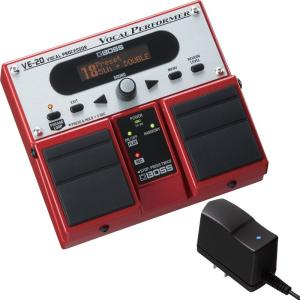 BOSS VE-20 + 専用ACアダプターセット(PSA-100S2)|shibuya-ikebe