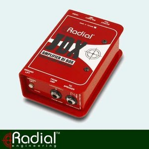 Radial JDX 【アンプ用DIボックス】 shibuya-ikebe