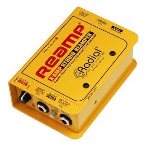 Radial X-AMP (アクティブ・リアンプ) shibuya-ikebe