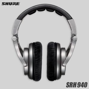 SHURE SRH940 【国内正規品】|shibuya-ikebe