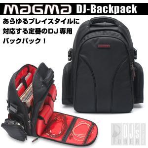 MAGMA DIGI BACKPACK Black/Red|shibuya-ikebe