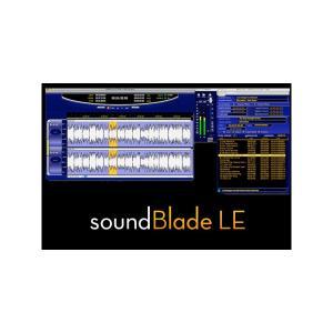 Sonic Studio / soundBlade LE (Mac Stand Alone) 【オンライン納品専用】 代金引換はご利用頂けません。|shibuya-ikebe
