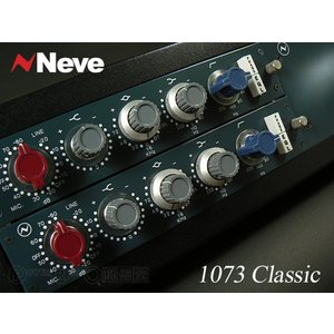 AMS Neve/1073 3U Rack 2ch Bundle - Fully Fitted with 2x 1073 modules 【Mic Preamp/EQ】【国内正規代理店品】|shibuya-ikebe