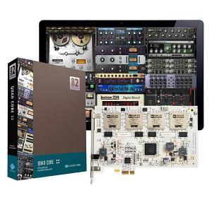 Universal Audio / UAD-2 QUAD CORE|shibuya-ikebe