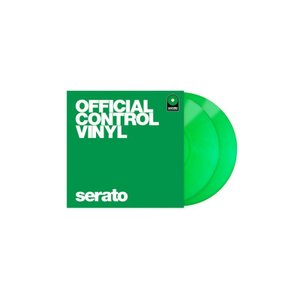 serato Control Vinyl Performance Series [GREEN]【2枚セット】|shibuya-ikebe