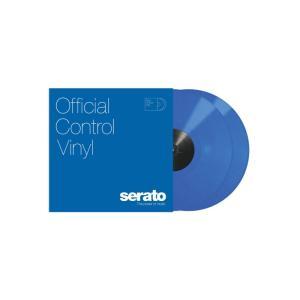 serato Control Vinyl Performance Series [BLUE]【2枚セット】|shibuya-ikebe