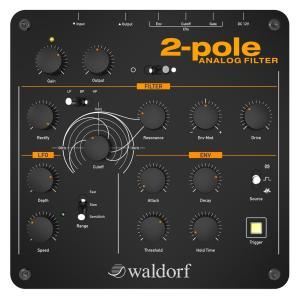 Waldorf 2-Pole ANALOG FILTER【Waldorfファン垂涎!あの激烈なアナログフィルターが単体ユニットで登場!】|shibuya-ikebe