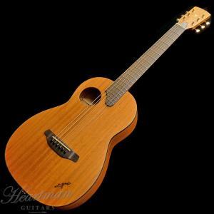 K.Yairiのミニギター「Nocturne」オールマホガニー!  日本が世界に誇る、国産アコーステ...