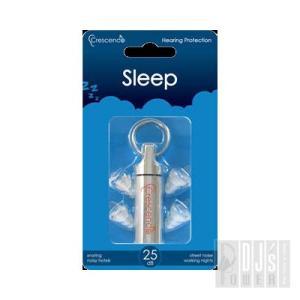 Crescendo Sleep EAR PROTECTOR [耳栓](遮音/約25dB)