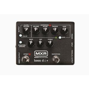 MXR M-80 bass d.i.+ (M80)【数量限定特価】 【パワーレック店頭で試奏可能!】|shibuya-ikebe