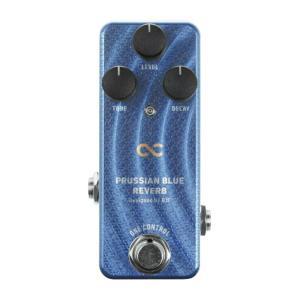 One Control Prussian Blue Reverb|shibuya-ikebe