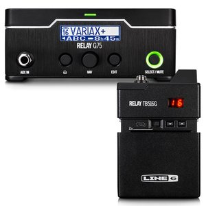 Line6 ギターワイヤレス Relay G75 Wireless System|shibuya-ikebe