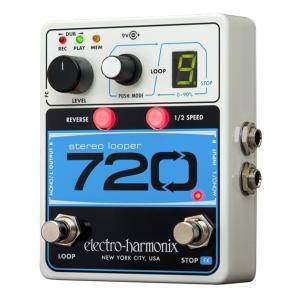 Electro Harmonix 720 Stereo Looper|shibuya-ikebe