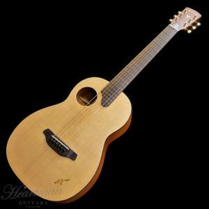 純国産ブランド K.Yairiのミニギター「Nocturne」!  日本が世界に誇る、国産アコーステ...