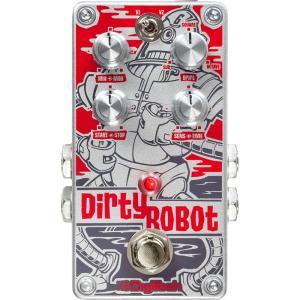 Digitech デジテック Dirty Robot [Stereo Mini-Synth Pedal]|shibuya-ikebe