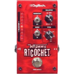 Digitech デジテック Whammy Ricochet [Pitch Shift Pedal / ピッチシフト・ペダル]|shibuya-ikebe