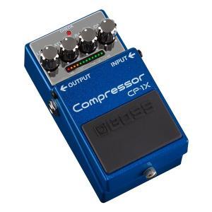 BOSS CP-1X [Compressor]【期間限定★送料無料】【IKEBE×BOSSオリジナルデザインピックケースプレゼント】|shibuya-ikebe