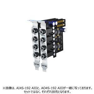 RME AI4S-192 AIO 【入力用拡張ボード】【受注発注品・ご注文後納期約1ヶ月程】
