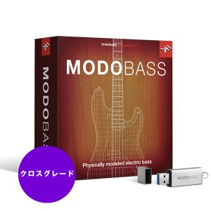 IK Multimedia / MODO BASS(クロスグレード版)(期間数量限定特価)(9月中旬入荷予定)|shibuya-ikebe