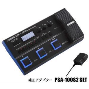 BOSS ボス マルチエフェクター GT-1【BOSS PSA100アダプターセット】