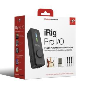 IK Multimedia / iRig Pro I/O(期間限定!MAX Your I/O プロモーション開催中(※要登録))|shibuya-ikebe