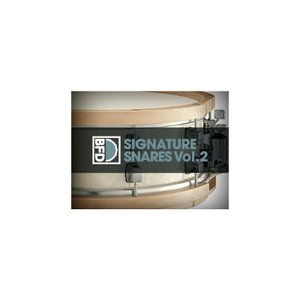 fxpansion / BFD3/2 Expansion Pack: Signature Snare...