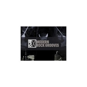 fxpansion / BFD3 Groove Pack: Modern Rock Grooves(...