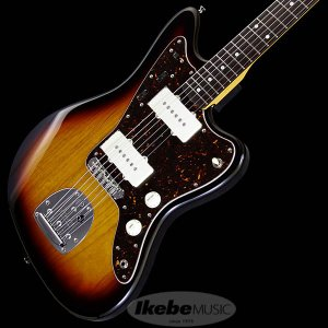 Fender Made in Japan Traditional 60s Jazzmaster (3-Tone Sunburst) [Made in Japan] 【数量限定!ギターアンプ VOX Pathfinder10プレゼント!!】|shibuya-ikebe