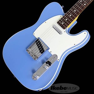 Fender Made in Japan Traditional 60s Telecaster Custom (California Blue) [Made in Japan] 【数量限定!ギターアンプ VOX Pathfinder10プレゼント!!】|shibuya-ikebe