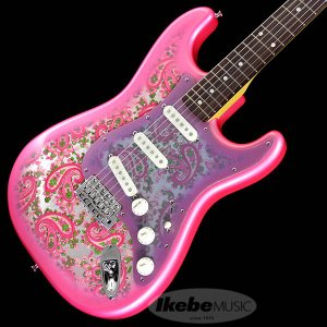 Fender Made in Japan Traditional 60s Stratocaster (Pink Paisley) [Made in Japan] 【数量限定!ギターアンプ VOX Pathfinder10プレゼント!!】|shibuya-ikebe
