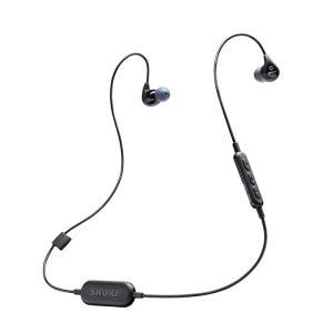 SHURE SE112-K-BT1-A (Bluetooth1 ワイヤレスイヤホン) 【国内正規品・2年間保証】|shibuya-ikebe