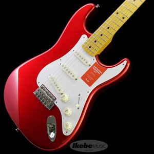 Fender Made in Japan Traditional 50s Stratocaster (Candy Apple Red) [Made in Japan] 【数量限定!ギターアンプ VOX Pathfinder10プレゼント!!】|shibuya-ikebe