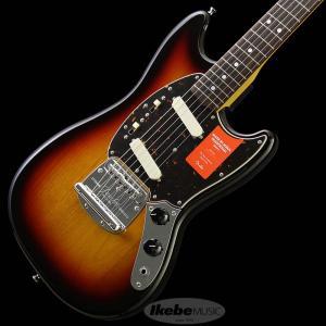 Fender Made in Japan Traditional 60s Mustang (3-Color Sunburst) 【FENDER THE SPRING-SUMMER 2018 CAMPAIGN】|shibuya-ikebe