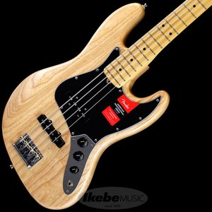 Fender USA American Professional Jazz Bass (Natura...