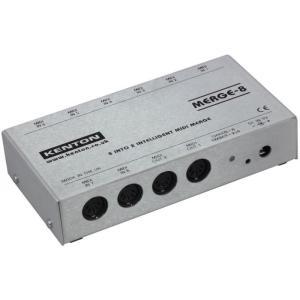 KENTON / MERGE-8 MIDIマージボックス|shibuya-ikebe